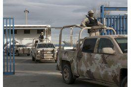 principales fechas de guerra de mexico contra el narco