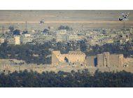 estado islamico destruye parte del teatro romano en palmira