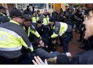 latinos protestan contra trump horas antes de investidura