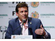 presidente de conmebol nombrado director de finanzas de fifa