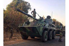 gambia: ultimatum para presidente derrotado