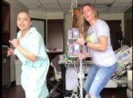 muere la mujer a la que millones vieron bailar mientras recibia tratamiento contra el cancer