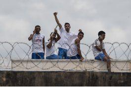 violencia en penal brasileno donde murieron 26