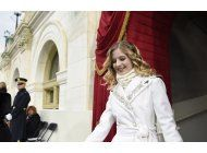 jackie evancho y coro tabernaculo mormon cantan para trump