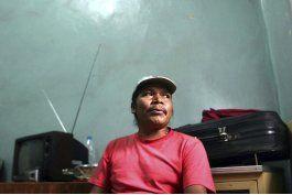 funcionarios: activista indigena asesinado fue amenazado