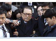 detenida una ministra surcoreana acusada de vetar a artistas