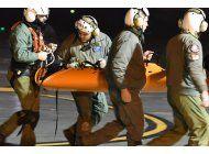 italia: 4 rescatados mas del hotel cubierto por un alud