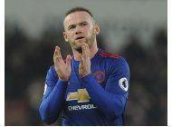 rooney se convierte en goleador historico de man united