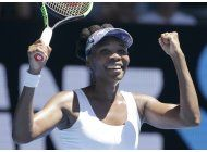 venus williams aterriza en cuartos de final en australia