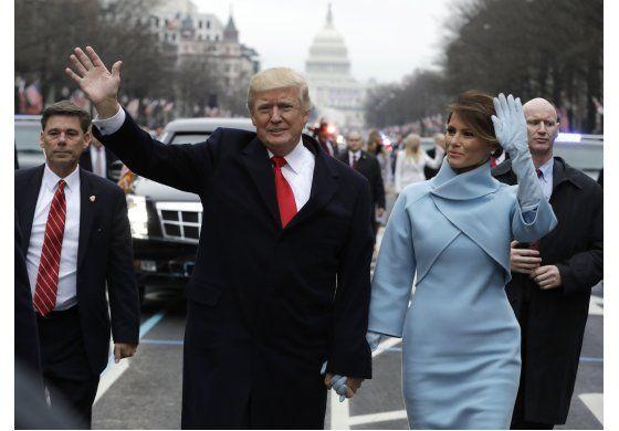 Nielsen: 31 millones vieron la investidura de Trump por tv