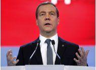rusia duda que se retiren pronto las sanciones en su contra