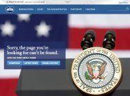 la casa blanca, elimina el espanol, politica sobre cambio climatico, cuba y el pacto nuclear con iran en su pagina web
