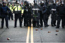 abogados: policia detuvo inocentes en investidura de trump