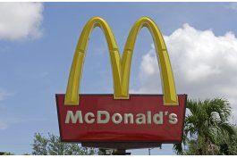 caen ventas de mcdonalds en eeuu pero suben en el exterior