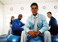 las rutinas de ejercicios que practican y promueven los altos ejecutivos para mejorar el rendimiento en el trabajo
