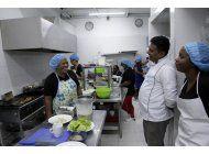 presas en colombia abren restaurante gourmet a pie de calle