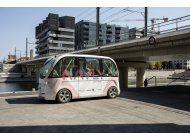 paris ensaya minibus autonomo electrico
