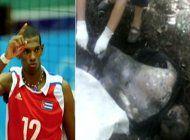 voleibolista cubano es acusado de asesinato en santiago de cuba