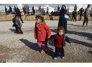 onu: 750.000 siguen bajo dominio del grupo ei en mosul, irak
