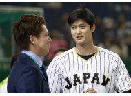 shohei otani encabeza equipo de japon para clasico mundial