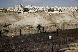 aprueban 2.500 nuevas viviendas para colonos en cisjordania