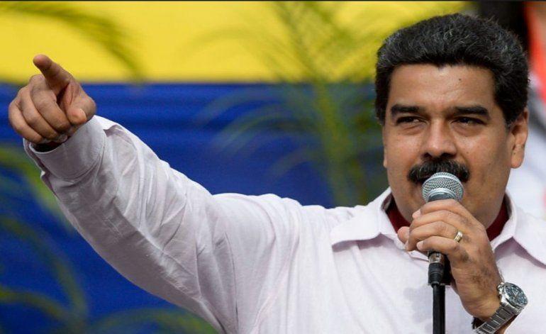 Maduro amenaza con más de 25 años de cárcel a quien perturbe la paz el 19 de abril