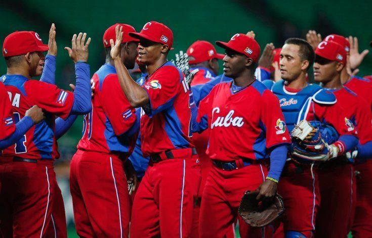 Selección de béisbol de Cuba jugará en julio en Carolina del Sur