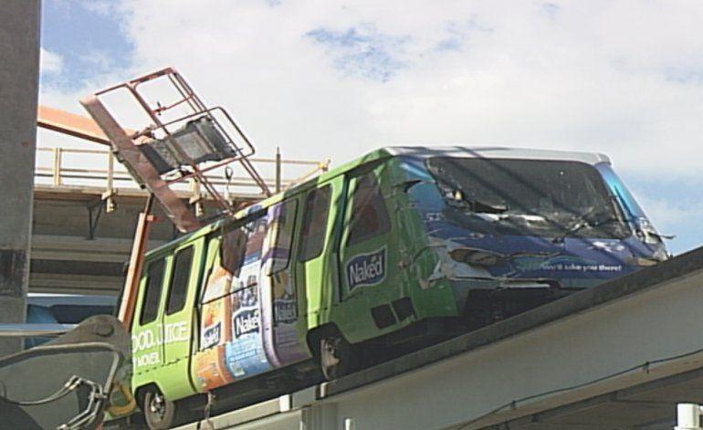 Trabajador muere tras chocar vagón contra una grúa
