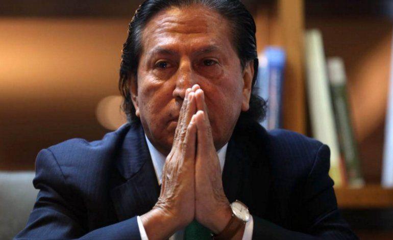 Solicitan orden de arresto contra el ex presidente peruano Alejandro Toledo