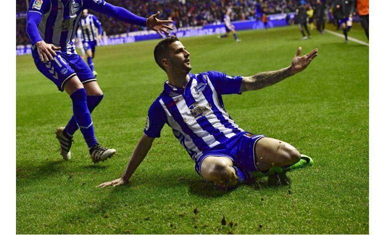 El sorprendente Alavés es finalista de la Copa del Rey