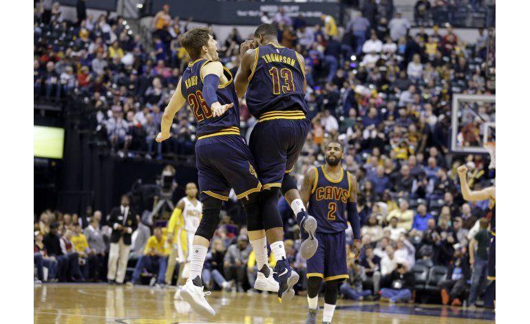 Korver ayuda a LeBron y a Cavs, en triunfo sobre Pacers