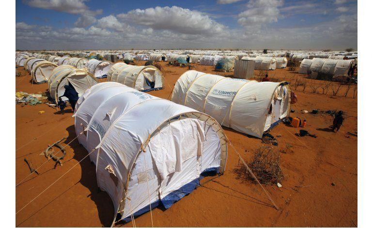 Juez frena el cierre de un gran campo de refugiados en Kenia