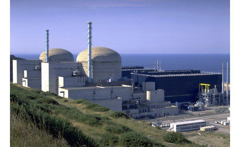 Explosión en central nuclear francesa, sin fuga de radiación