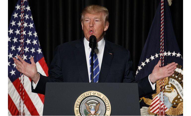LO ULTIMO: Trump dice senador se equivocó al citar a Gorsuch