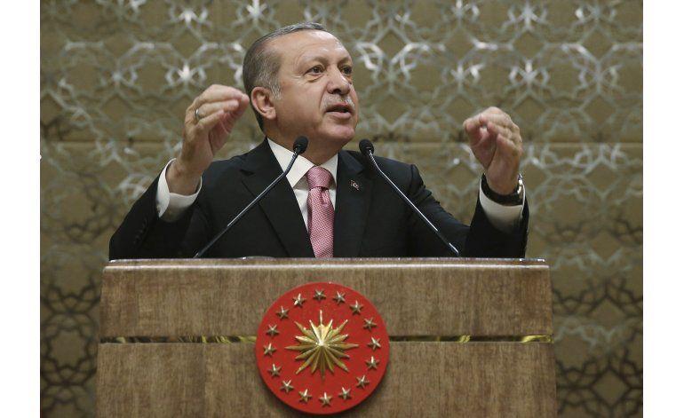 Turquía detiene a cuatro por planear ataque sensacional