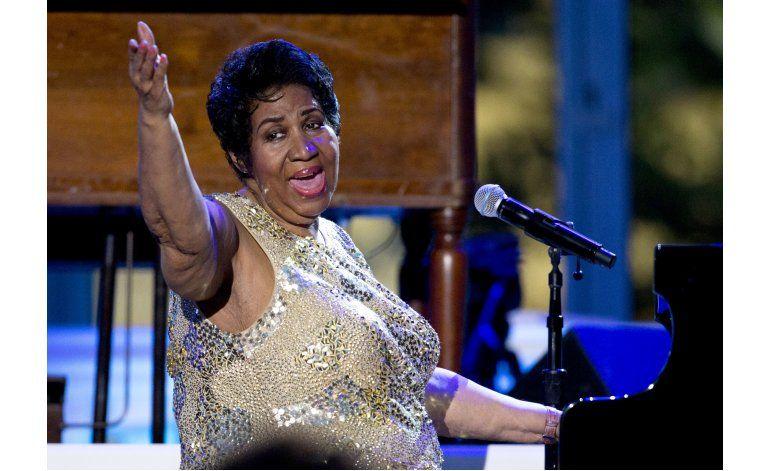 Aretha Franklin se retira, planea un último álbum