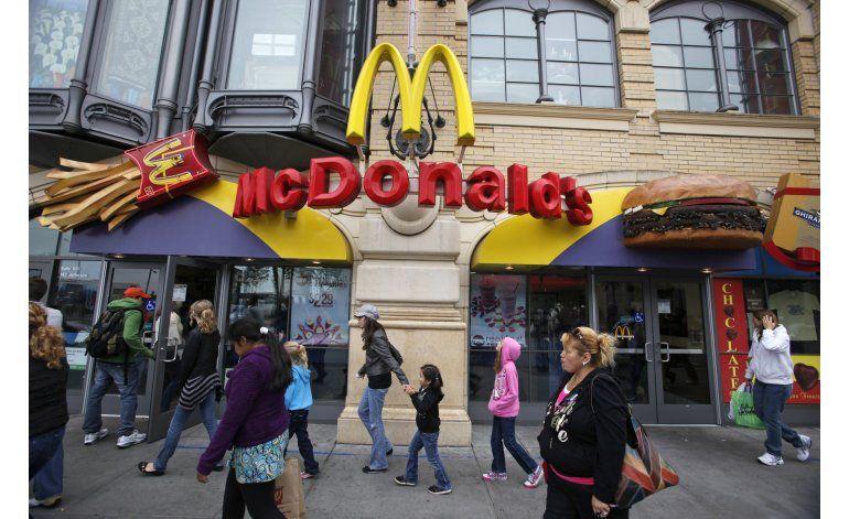 McDonalds lanzará hamburguesa de cangrejo en San Francisco