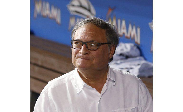 Fuente AP: Acuerdo preliminar para vender los Marlins