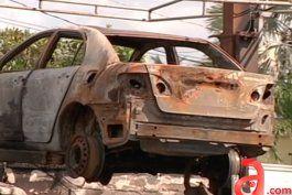 incendio consume concesionario de autos en hialeah