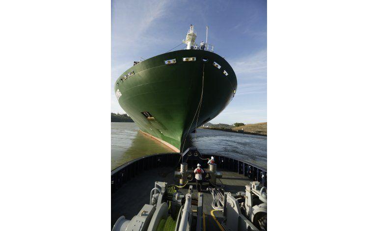 Autoridad asegura que Canal de Panamá opera con seguridad