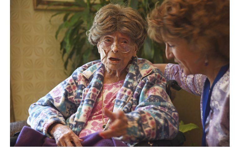 Fallece a los 114 años la persona más longeva de EEUU