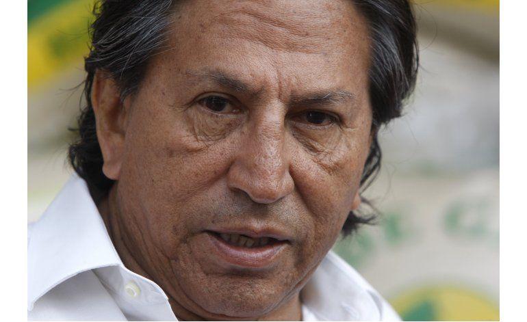 Ordenan cárcel preventiva para el expresidente Toledo