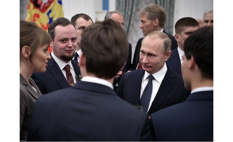 Putin agradece a Eslovenia por oferta para cumbre con Trump