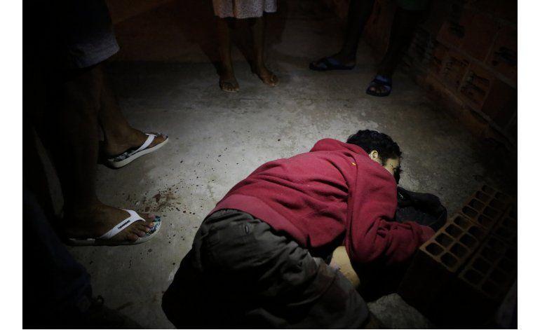Brasil: Estado acusa a policías por rehusarse a trabajar