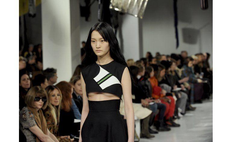 Calvin Klein da un fuerte mensaje desde la pasarela de NY