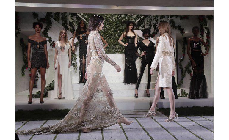 Kendall Jenner más cómoda en la Semana de la Moda