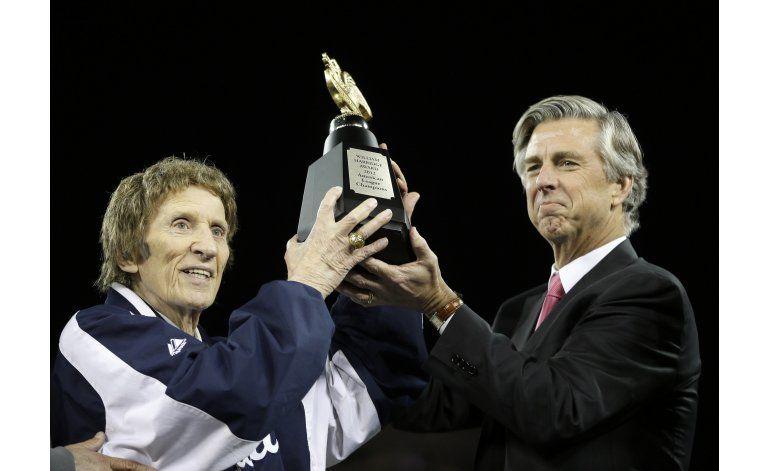 Fallece Mike Ilitch, dueño de los Tigres de Detroit