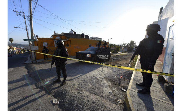 México anuncia muerte de un capo en balacera con soldados