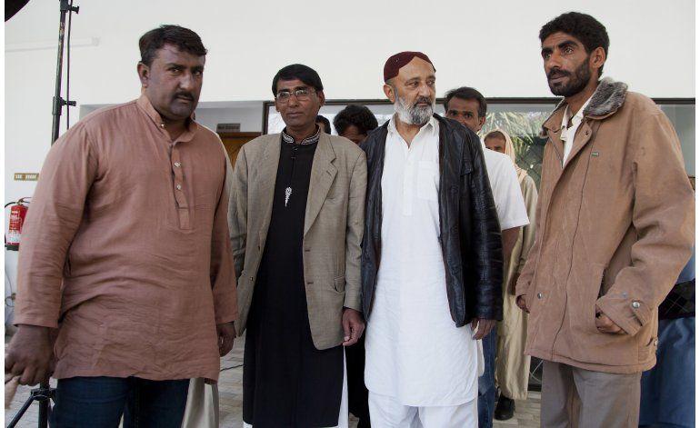 Vuelven a Pakistán 7 pescadores retenidos 10 años en Yemen