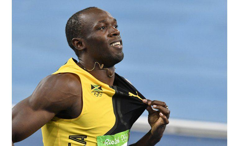 Equipo de Bolt gana la serie inaugural Nitro Athletics